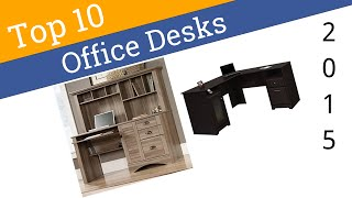 10 Best Computer Desks 2015