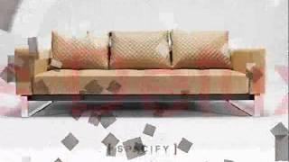 Contemporary Sofa | Modern Leather Sofas | Italian Leather Sofa | Spacify.com