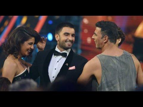 Akshay Kumar Performance In Sony Guild Film Awards 2016