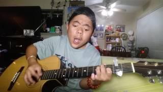 Chỉ bằng cái gật đầu guitar cover - by Vũ Quốc Liêm.