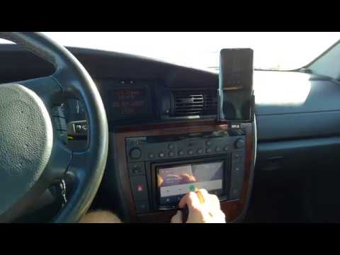 android b Opel omega