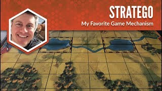 Stratego: My Favorite Game Mechanism