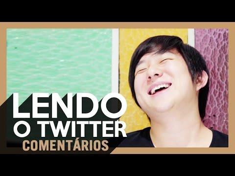 244/ LENDO COMENTÁRIOS DO FACEBOOK E TWITTER