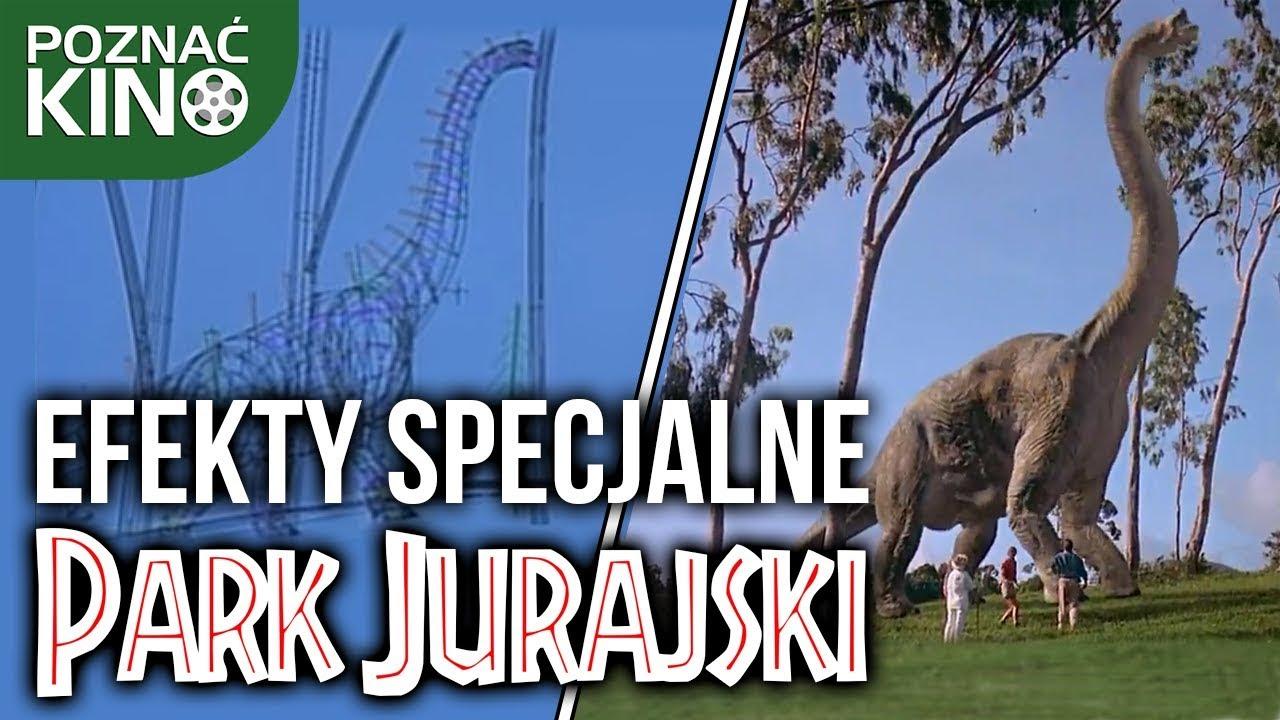 """Efekty specjalne: """"Park Jurajski"""""""