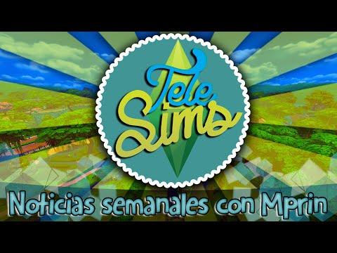 TELESIMS (Noticias) #25   EVENTO ¡A TRABAJAR!, MAGAZINE