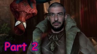 בואו נשחק -  The amazing Spider-man 2 - חלק 2