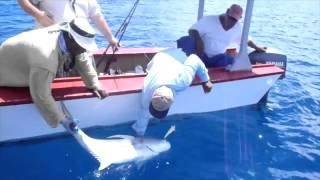 Christmas Island Fishing May 2014