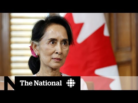 CBC in Myanmar: No reaction to stripping of honourary citizenship