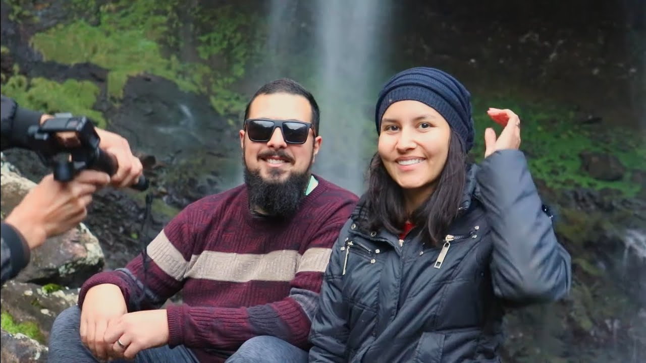 Cascata Pedra Branca em Três Forquilhas - RS