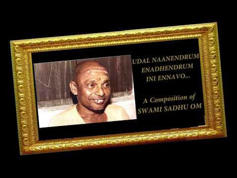 Sriram Parthasarathy-Udal Naanendrum-Sadhu Om