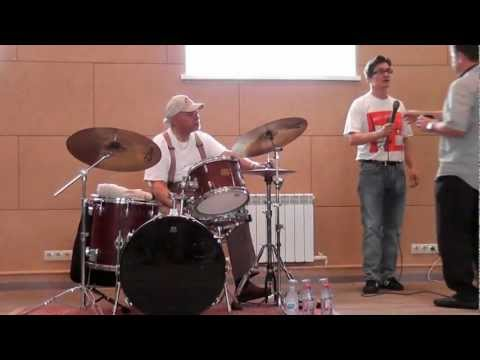 Jimmy Cobb Workshop In Moscow