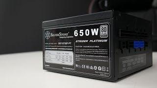 Serce Twojego PC - test zasilacza SilverStone Strider 650W