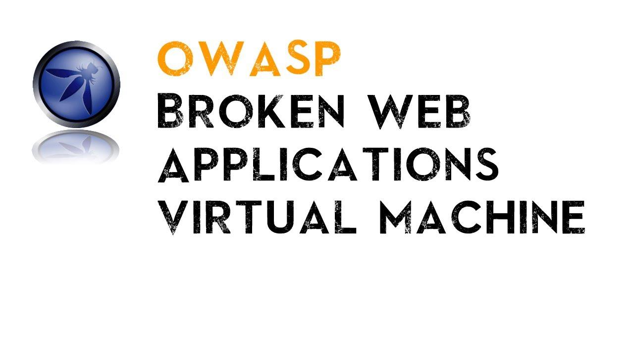 maxresdefault - Owasp Broken Web Application Project Tutorial