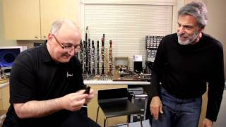 Breaking in a New Mouthpiece with Eddie Daniels