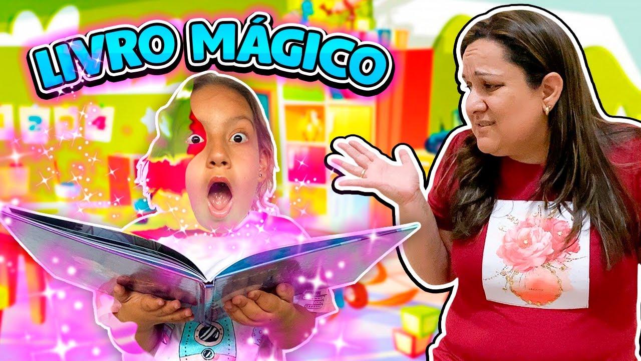 Maria Clara em O Poder da INVISIBILIDADE (Nova Webserie Imagiação) - MC Divertida