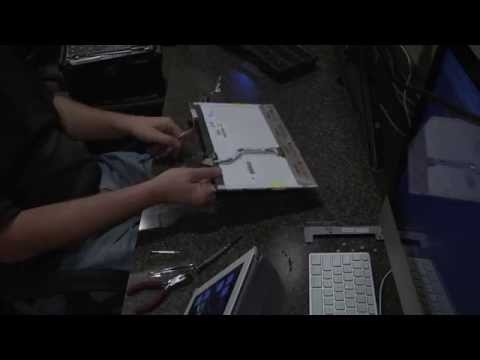 Dell Inspiron 6000 LCD screen replacement
