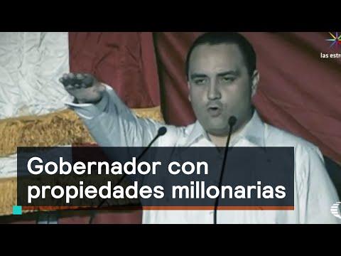Las propiedades millonarias de Roberto Borge