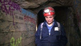 Pariser Untergrundpolizei macht Jagd in den Katakomben