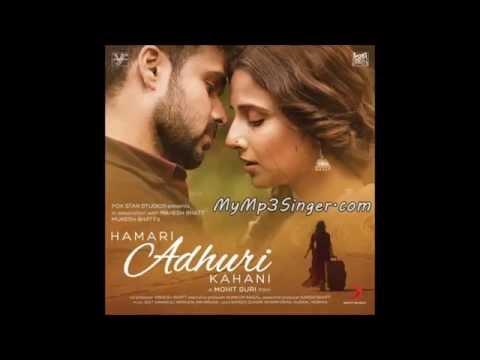 Hamari Adhuri Kahani Karaoke With Lyricss=Hamari Adhuri Kahani
