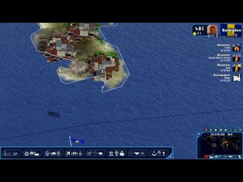 Geopolitical Simulator 4: Barbados - Island Paradise Ep. 3 - New Scandals