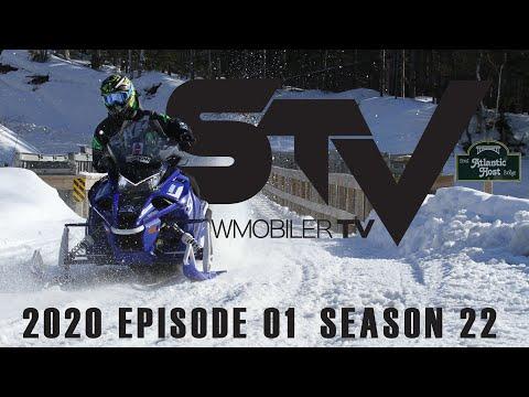 Snowmobiler TV 2020 - Episode 1