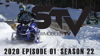 Snowmobiler TV 2020 - Episode 1