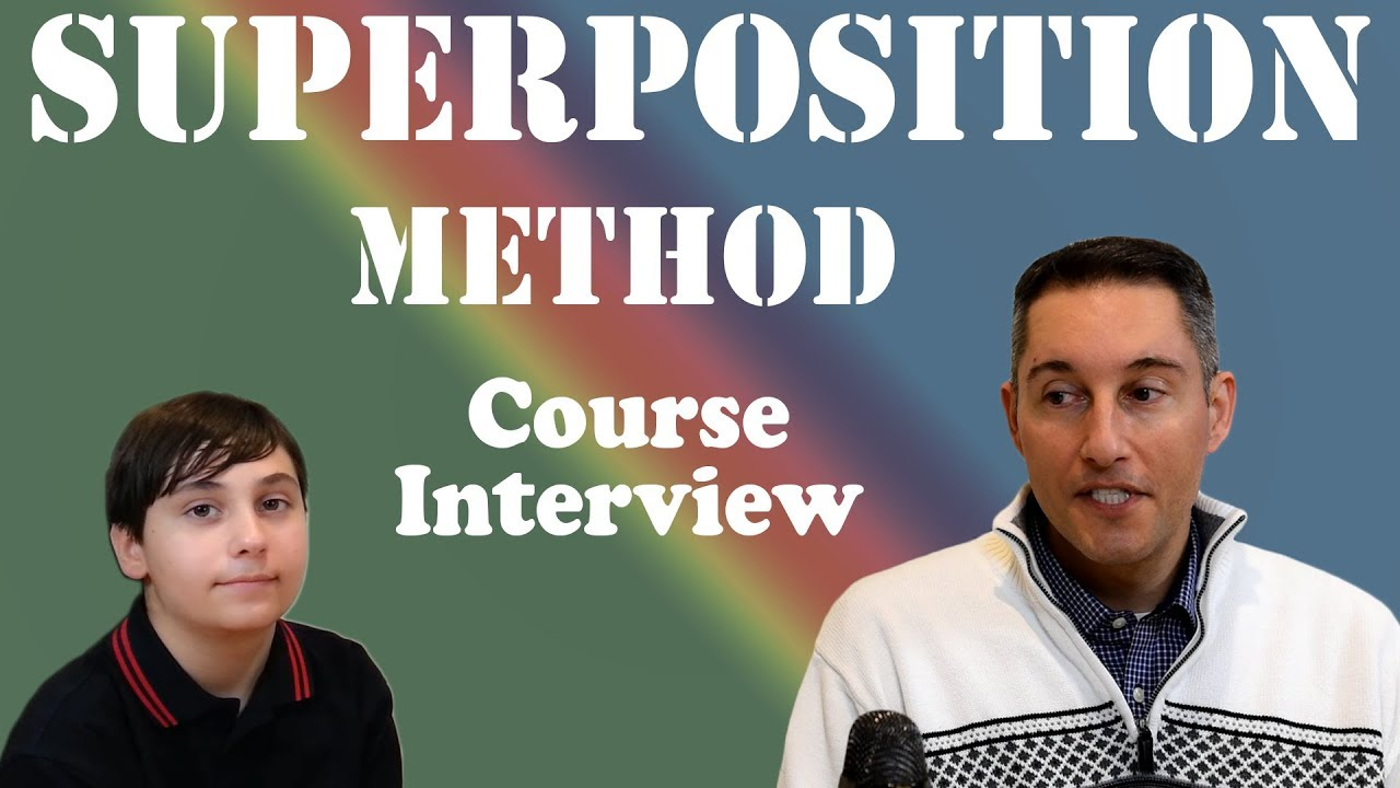 Superposition Method for Solving Electrical Circuits - Course Interview