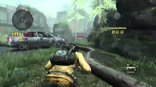 The Last of Us Remastered Multiplayer Gameplay captured October 12t...