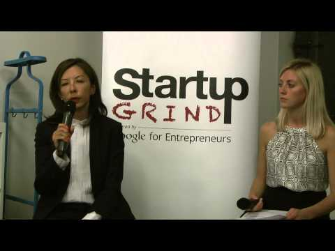 Lucy Chow (The Elements Group) @StartupGrind Dubai