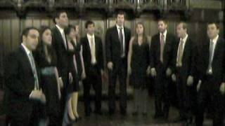 """Hallelujah"" [A Cappella] - University of Chicago Voices In Your Head"