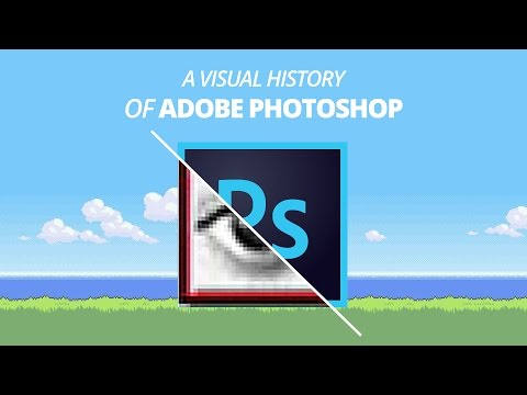 A Visual History of Adobe Photoshop