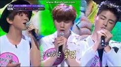 170813 Junhoe (iKON) Fantastic Duo 2 - Round 2