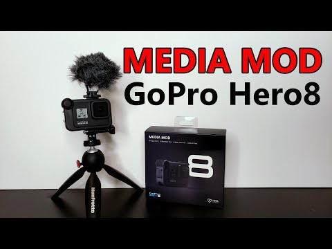 ULTIMATE VLOGGING SETUP?  Review & Sound Test Of The GoPro Hero8 Media Mod – Worth The $$??