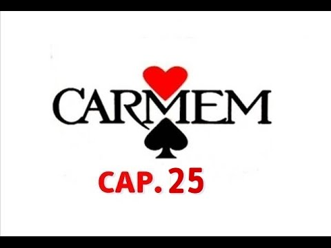 CARMEM (1987) capitulo 25