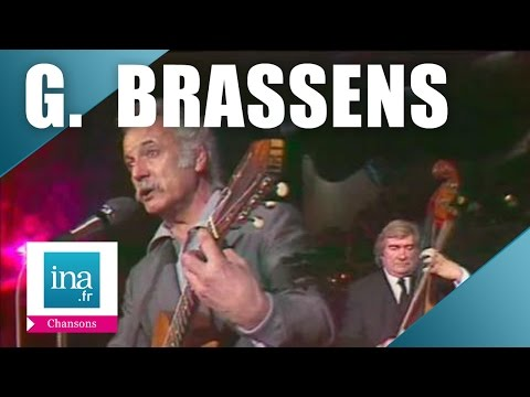 "Georges Brassens""Le modeste"" 