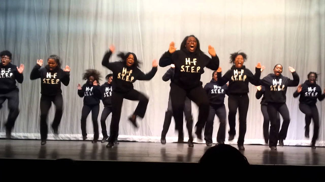 Psi Phi Beta Stepping Competition - Homewood/Flossmoor ... Stepping
