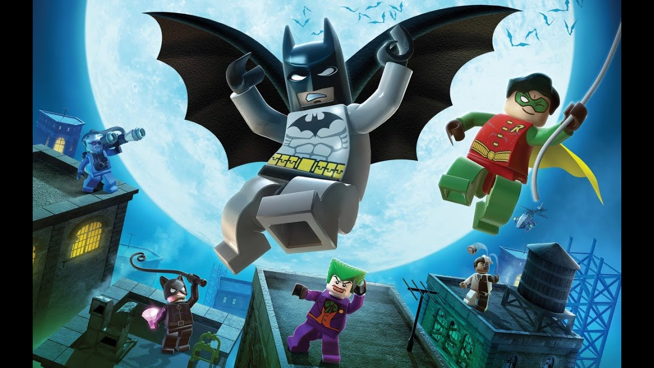 Cgroverboard Lego Batman The Videogame For Xbox 360 Video Game