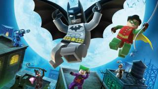 CGRoverboard LEGO BATMAN: THE VIDEOGAME for Xbox 360 Video Game Review