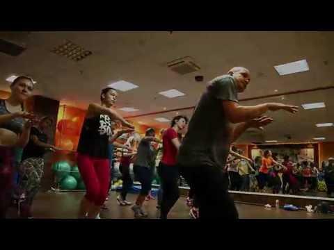 Мастер-класс Егора Дружинина в фитнес-клубе С.С.С.Р. Красносельская