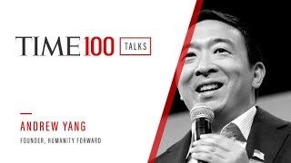 Andrew Yang | TIME100 Talks