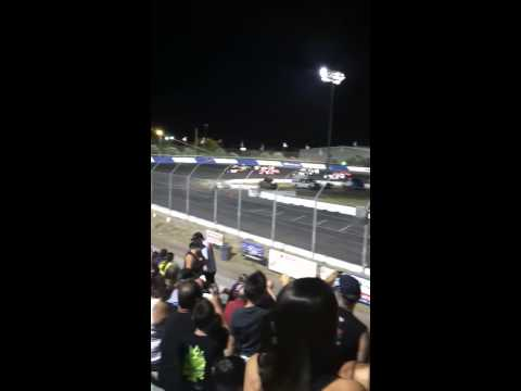 SRL Southwest Tour at Stockton 99 Speedway - July 26, 2014