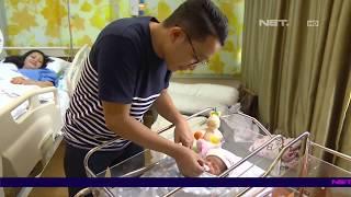 Kelahiran Bayi Kembar Bayu Oktara dan Istri