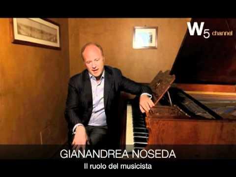 Gianandrea Noseda - intervista completa 1