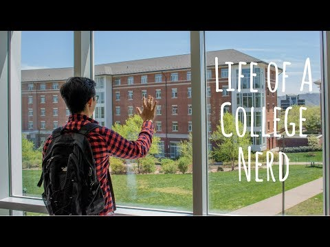 A Day in the Life of a College Nerd | UVA