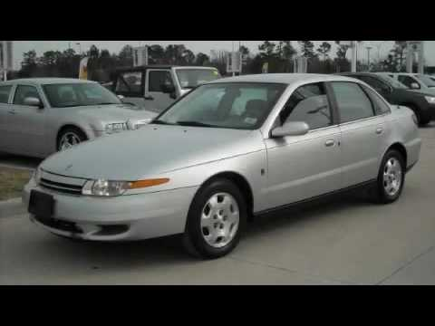 Preowned 2002 Saturn L200 Orange TX - YouTube