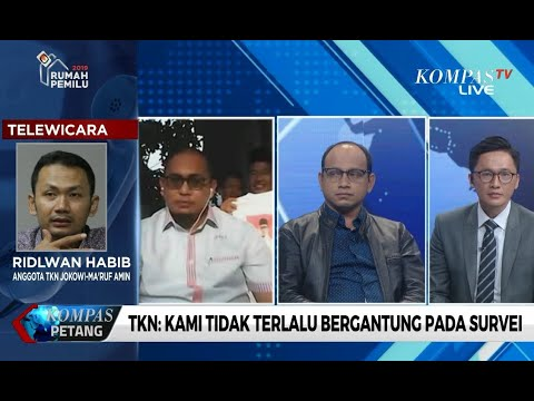 Dialog: BPN Ancam Tuntut Lembaga Survei