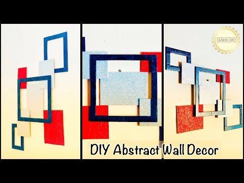 Diy Wall Hanging Craft Ideas| gadac diy| Diy Unique Wall hanging| wall decor diy| Craft Ideas| Decor
