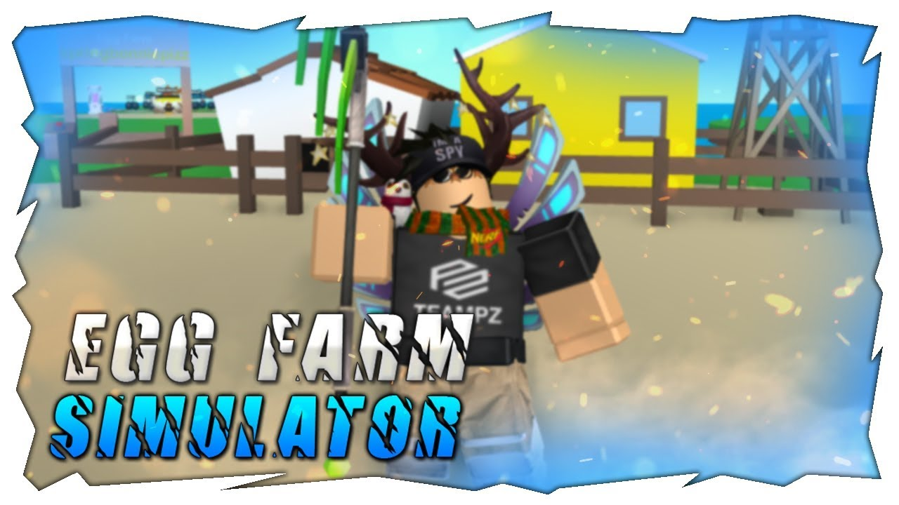 Youtube Roblox Egg Farm Simulator - Roblox Egg Farm Simulator Trying To Defeat The Alien Chicken Wvexr