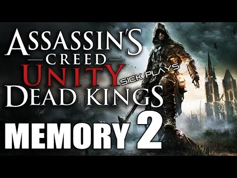 Assassin's Creed Unity Dead Kings The Book Thief Memory 2 Sequence 13 DLC Don't get into conflict