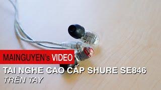 khui hop shure se846 - chiec tai nghe quad-drivers ki niem 88 nam thanh lap shure